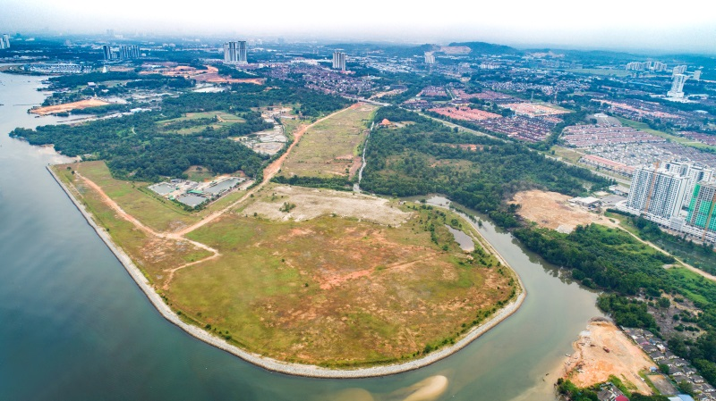 Tanjung Senibong Water Front Project